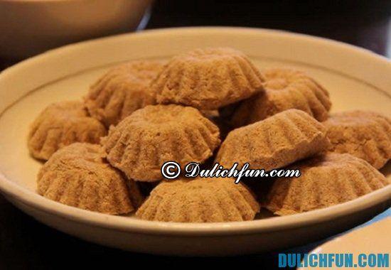 Bánh Tsampa, món ăn ngon, đặc sản nổi tiếng ở Tây Tạng