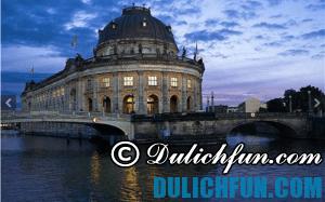 Bảo tàng Bode, địa điểm du lịch đẹp ở Berlin. Khám phá những địa điểm du lịch ở Berlin