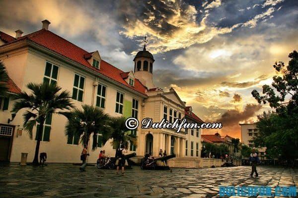 Du lịch Jakarta nên đi đâu? Điểm tham quan nổi tiếng ở Jakarta