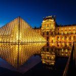 Bảo tàng Louvre, địa điểm du lịch đẹp nổi tiếng ở Paris