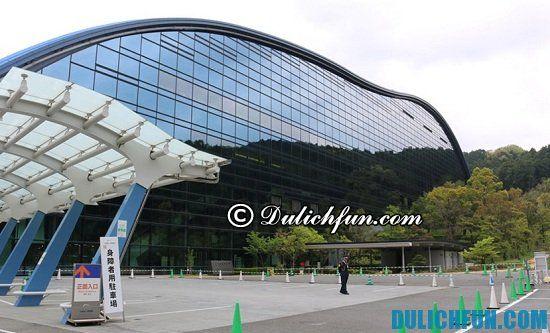 Bảo tàng quốc gia Kyushu, địa điểm tham quan du lịch nổi tiếng ở Fukuoka nhất định bạn phải tới