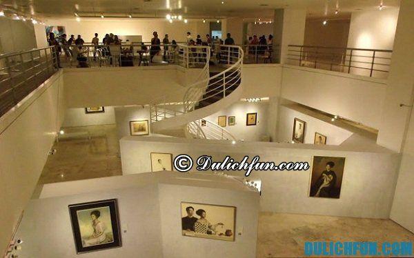 Bảo tàng triển lãm nghệ thuật ở Manila- Địa điểm du lịch nổi tiếng ở Manila- Du lịch Manila chơi ở đâu đẹp, miễn phí