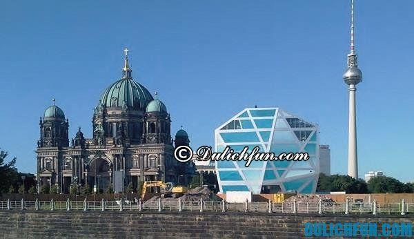 Tổng hợp những địa điểm tham quan nổi tiếng ở Berlin, du lịch Đức. Thủ đô Berlin xinh đẹp của nước Đức - Du lịch Berlin Đức nên đi đâu chơi?