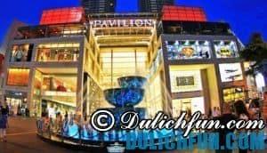 Mua gì, ở đâu khi du lịch Malaysia? Bukit Bintang, địa điểm mua sắm nổi tiếng ở Malaysia