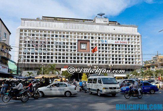 Các khu chợ ở Sài Gòn lâu đời hấp dẫn khách du lịch: Tư vấn địa điểm mua sắm sầm uất ở Sài Gòn