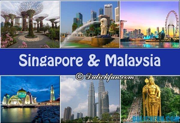 Cách di chuyển từ Singapore sang Malaysia