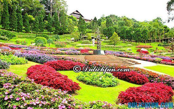 Chiang Rai, Tam giác vàng miền Bắc Thái Lan. Du lịch Bắc Thái Lan điểm đến tuyệt vời