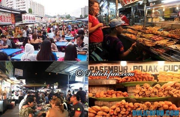 Du lịch Penang nên đi đâu? Điểm du lịch được ưa thích ở Penang nên ghé