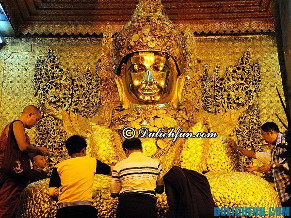 Điểm tham quan nổi tiếng ở Mandalay. Du lịch Mandalay có gì hấp dẫn?