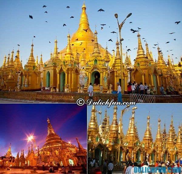 Điểm du lịch nổi tiếng ở Yangon. Du lịch Yangon nên đi đâu? Kinh nghiệm du lịch Yangon, Myanmar
