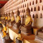 Chùa Wat Sisaket, địa điểm tham quan, du lịch nổi tiếng ở Viêng Chăn, Lào
