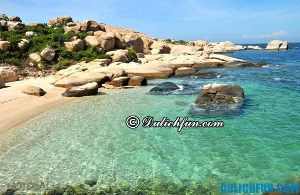 Cù Lao Câu- địa danh du lịch đẹp nổi tiếng hấp dẫn ở Phan Thiết