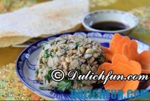 Du lịch Huế ăn món gì ngon? Địa chỉ ăn đặc sản Huế