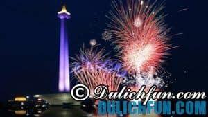 Những điểm du lịch nổi tiếng nhất Jakarta đẹp, hấp dẫn