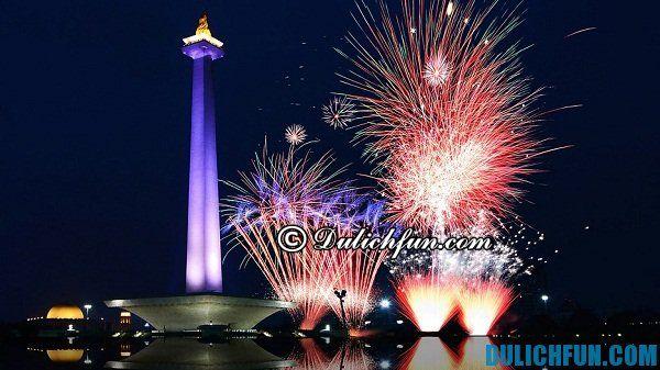 Những điểm du lịch đẹp nổi tiếng ở Jakarta, Indonesia