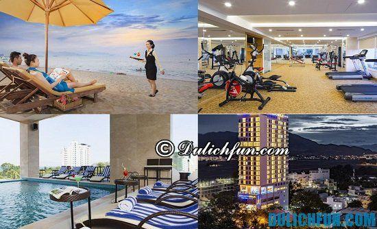 Đánh giá các khách sạn 4 sao cao cấp ở Nha Trang gần biển, view đẹp: Tư vấn resort 5 sao nghỉ dưỡng ven biển Nha Trang tốt nhất