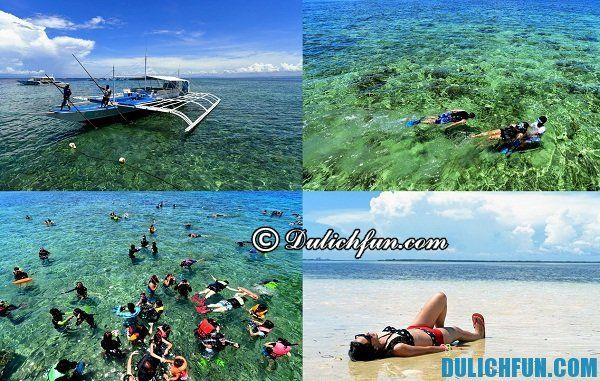 Điểm du lịch đẹp nổi tiếng ở Cebu, Philippines