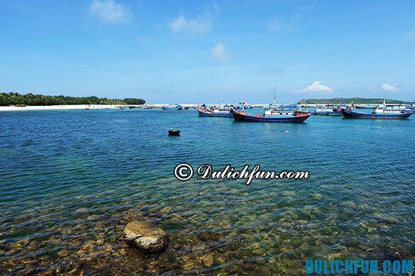 Đảo Phú Qúy- địa điểm du lịch nổi tiếng ở Phan Thiết. Du lịch Phan Thiết, những điểm đến nổi danh