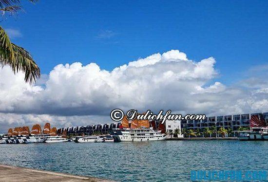 Đi đâu khi du lịch Quảng Ninh? Đảo Tuần Châu, điểm tham quan du lịch nổi tiếng ở Quảng Ninh