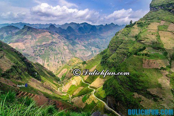 Địa danh du lịch Hà Giang