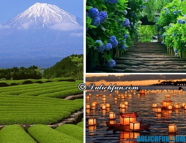 Đi du lịch Nhật Bản vào mùa nào đẹp?