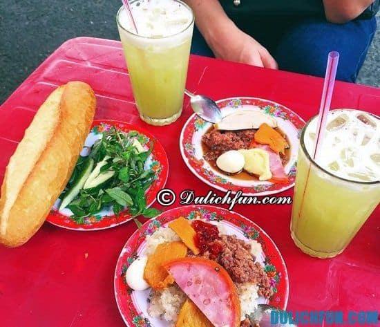 Địa chỉ ăn sáng đông khách, ngon rẻ ở Đà Nẵng: Quán ăn sáng độc đáo ở Đà Nẵng