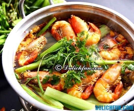 Địa chỉ ăn uống ngon bổ rẻ ở Biên Hòa: quán ăn nổi tiếng ở Biên Hòa
