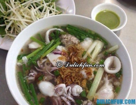 Địa chỉ ăn uống ngon bổ rẻ ở Cà Mau: Cà Mau có quán ăn nào ngon nổi tiếng