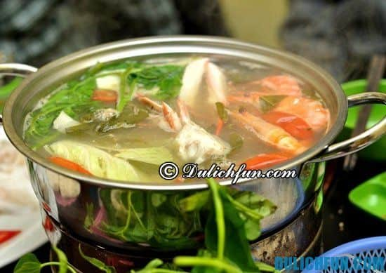Địa chỉ nhà hàng ngon nổi tiếng ở Nam Định giá rẻ đông khách: Nam Định có quán nào ngon