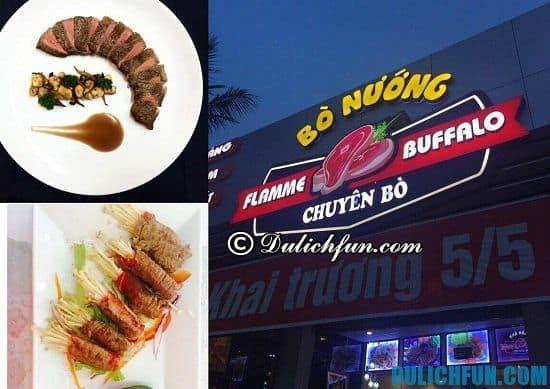 Địa chỉ nhà hàng, quán ăn ngon rẻ ở Biên Hòa Đồng Nai: Tư vấn nơi ăn uống ngon ở Đồng Nai