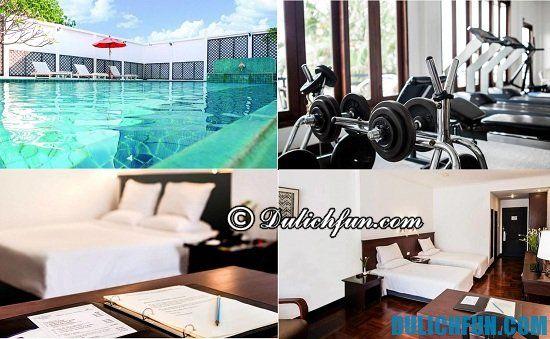 Địa chỉ những khách sạn chất lượng cao ở Viêng Chăn Vientiane có vị trí đẹp: Khách sạn nào được đánh giá tốt ở Viêng Chăn