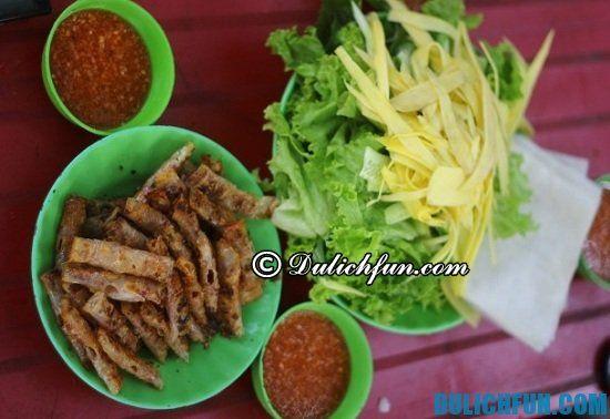 Địa chỉ quán ăn đặc sản nổi tiếng ngon nhất Biên Hòa: địa điểm ăn uống ở Biên Hòa