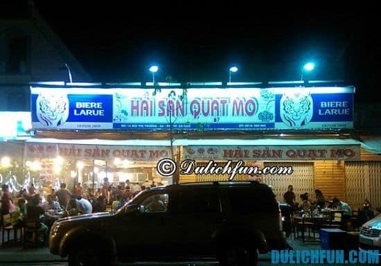 Địa chỉ quán ăn ngon giá rẻ ở Cà Mau: Nên ăn ở đâu khi đi du lịch Cà Mau