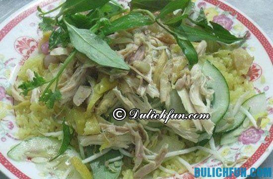Địa chỉ quán ăn ngon ở Tuy Hòa giá rẻ, nổi tiếng nhất: Tư vấn ăn uống khi đi du lịch Tuy Hòa