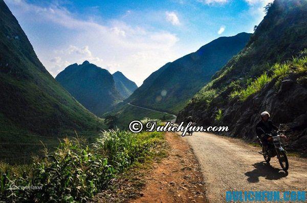 Hướng dẫn thuê xe máy ở Hà Giang