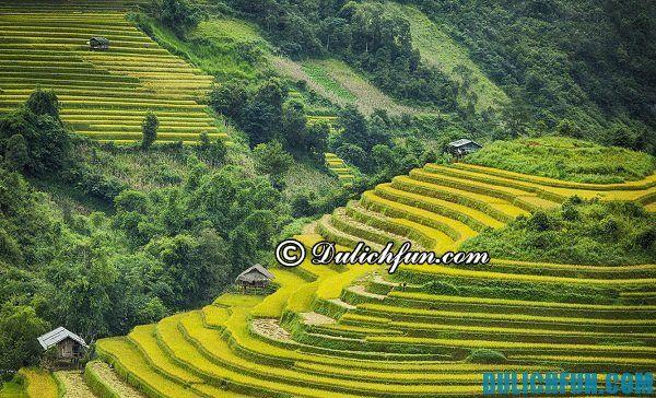Điểm tham quan đẹp nhất ở Hà Giang