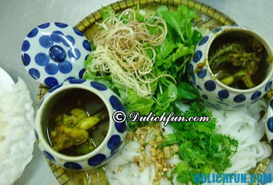 Địa điểm ăn sáng thơm ngon hấp dẫn ở Đà Nẵng: ăn sáng ở đâu Đà Nẵng