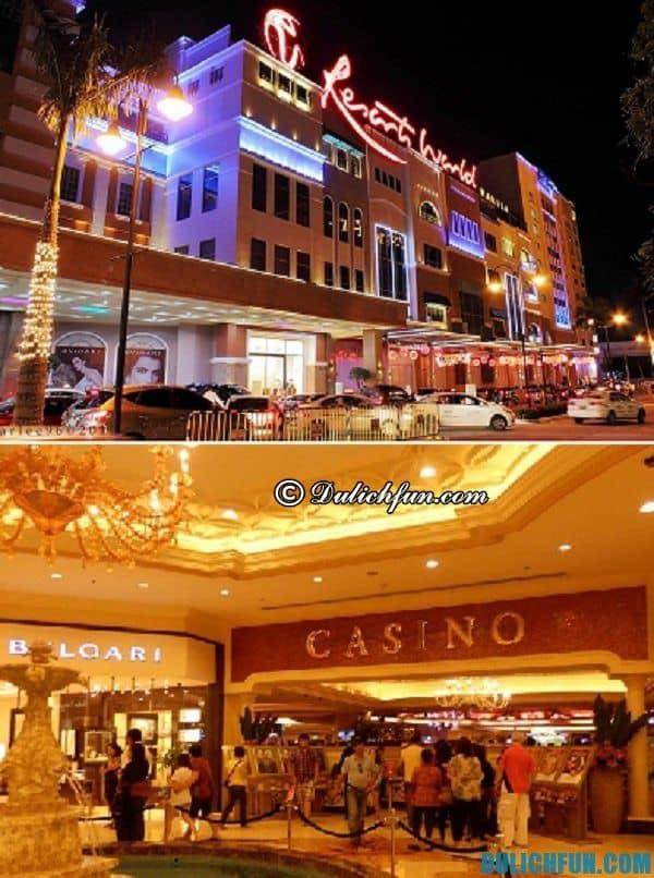 Resorts World Manila, địa danh du lịch nổi tiếng hấp dẫn tại Manila- Du lịch Manila địa điểm không thể bỏ qua