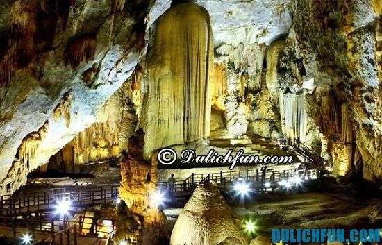 Địa điểm du lịch nổi tiếng ở Phong Nha Kẻ Bàng đẹp nhất: Kinh nghiệm du lịch Phong Nha Kẻ Bàng tiết kiệm