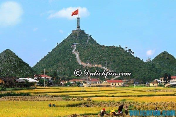Những địa điểm nên đến ở Hà Giang