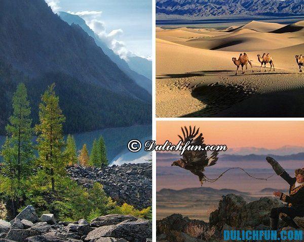Hướng dẫn du lịch Mông Cổ - điểm tham quan đẹp nhất