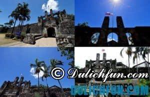 Những điểm du lịch đẹp, nổi tiếng ở Cebu, Philippines