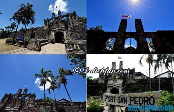 Điểm tham quan nổi tiếng ở Cebu