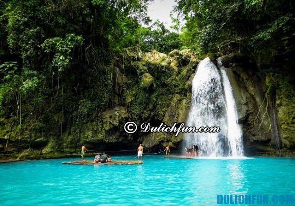 Du lịch Cebu nên đi đâu? Điểm du lịch đẹp nổi tiếng ở Cebu, Philippines
