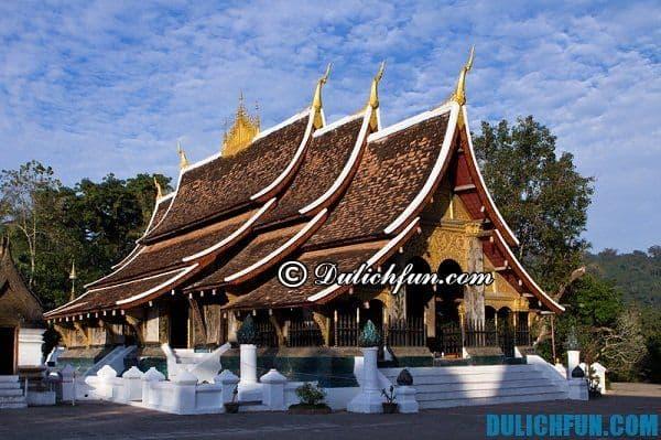 Các điểm tham quan đẹp ở Luang Prabang không thể bỏ qua. Du lịch Luang Prabang nên đi đâu? Địa danh nổi tiếng, vui chơi hấp dẫn