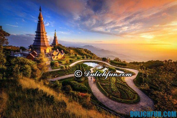 Doi Inthanon, địa điểm du lịch Bắc Thái Lan nổi tiếng- Du lịch Bắc Thái Lan