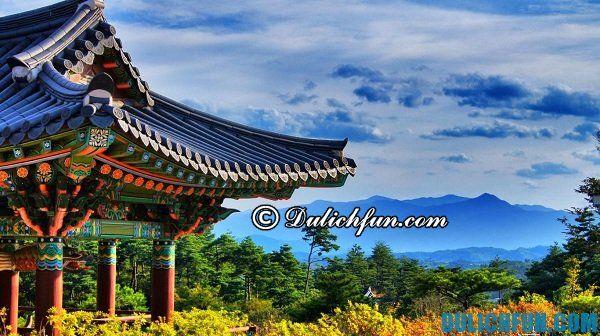 Nhà hàng nổi tiếng tại Hàn Quốc