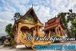 Các điểm tham quan đẹp ở Luang Prabang không thể bỏ qua