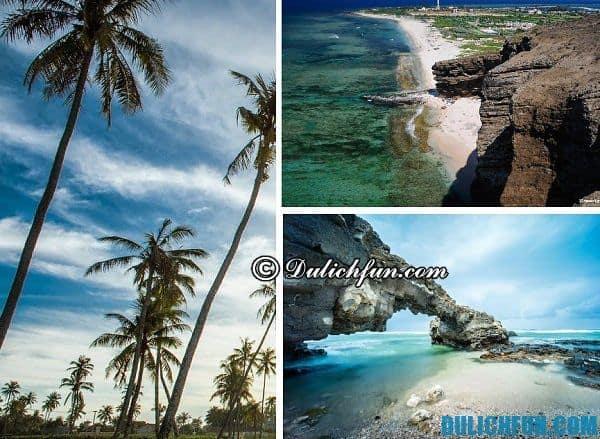 Du lịch đảo Lý Sơn tự túc