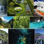 Những địa điểm du lịch nổi tiếng ở New Zealand. Du lịch New Zealand